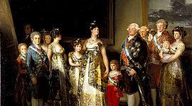 Crisis de la monarquía borbónica. La Guerra de Independencia y los comienzos de la revolución liberal. La Constitución de 1812 timeline