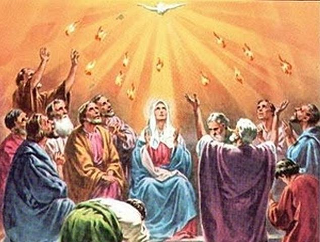 Día de pentecostés