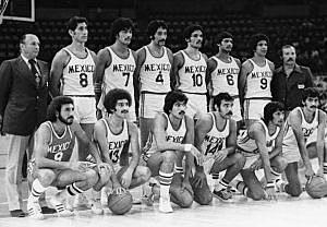 La Selección Mexicana de Baloncesto asiste a Montreal.
