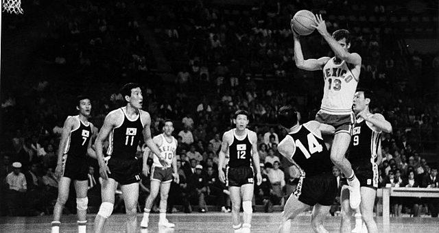 México no participa en la justa deportiva de Baloncesto.