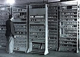 Primer ordenador electromecánico