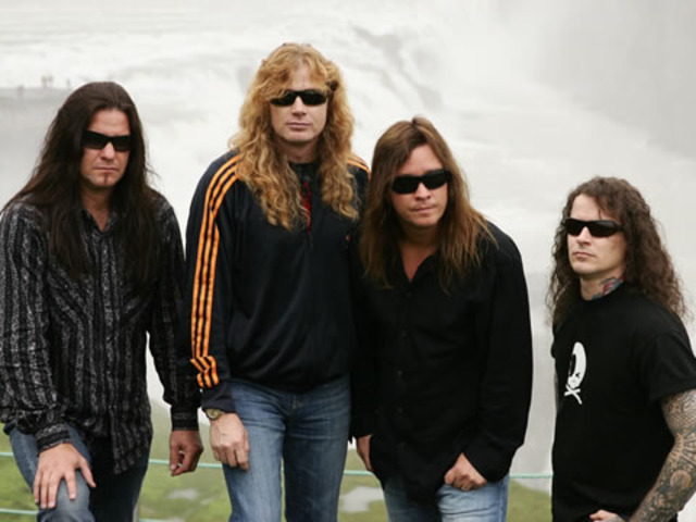Do again Megadeth