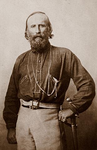 Garibaldi Prova a conquistare Roma