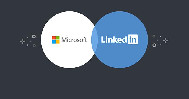 Microsoft adquiere a LinkedIn