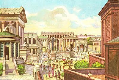 Roms grundande