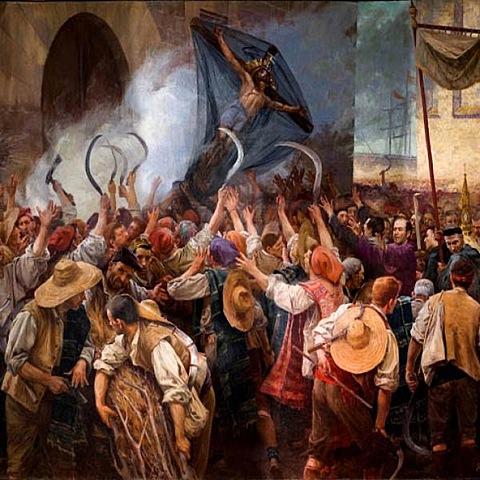 La guerra dels Segadors