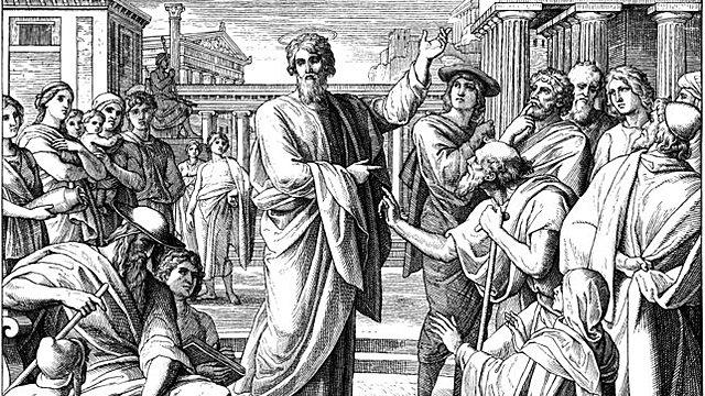 Kristendomen blir statsreligion