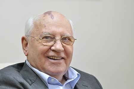 Mikhail Gorbachev del 1