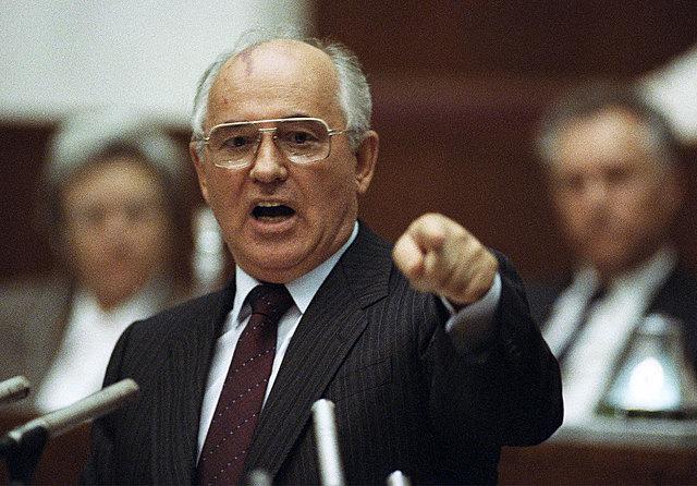 Mikhail Gorbachev del 2