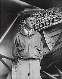 Charles Lindbergh first nonstop transatlantic flight, Spirit of the St. Louis
