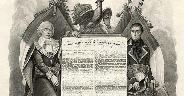 CONSTITUCIÓN DE  1795 O DEL AÑO III