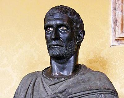 Retrato de Lucio Junio Bruto