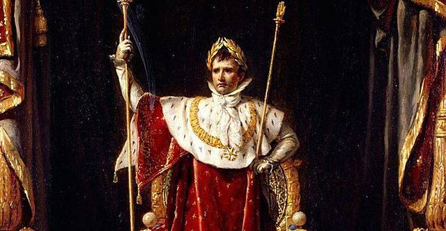 Cónsul vitalicio Napoleón