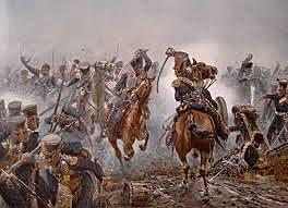 Batalla de Leipzig 1813