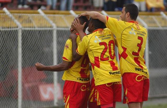 Deportivo Pereira team
