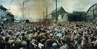 Birth of Worker Movement