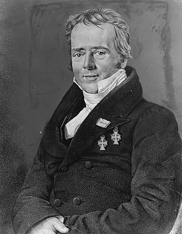 Christian Oersted (1777-1851)