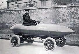 La voiture électrique « la jamais contente »