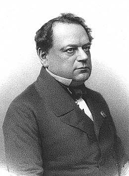 Moritz Hermann Von Jacobi (1801-1874)