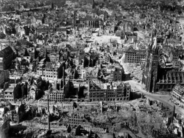 Allies choose Nuremberg as venue