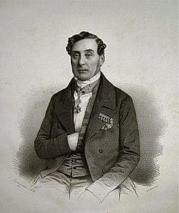 François Jacques de Larderel (1789-1858)