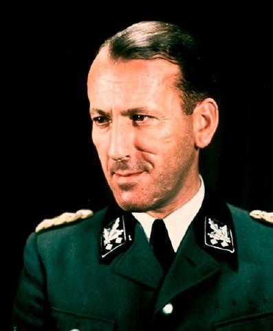 Ernst Kaltenbrunner testifies