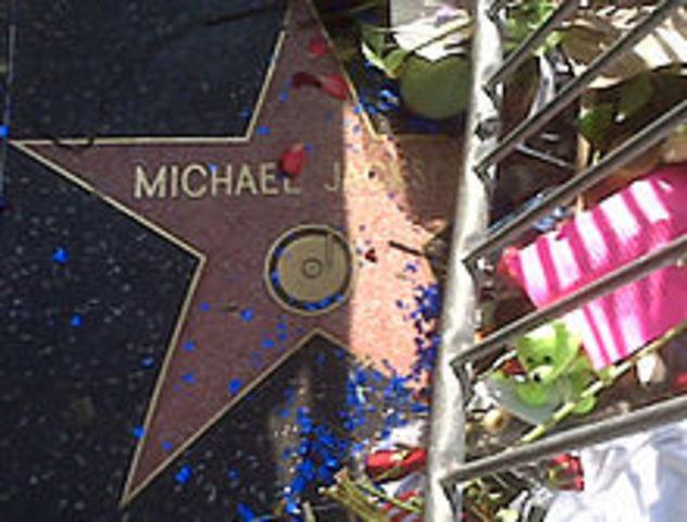 His public memorial.
