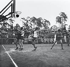 México primer pais en adoptar el baloncesto