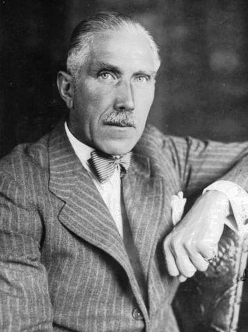 Franz von Papen testifies