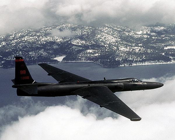 Spionflyet U2