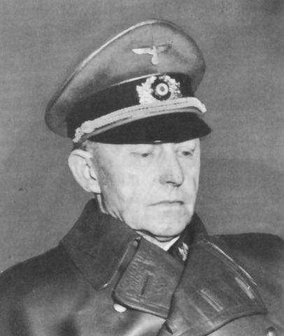 Alfred Jodl testifes