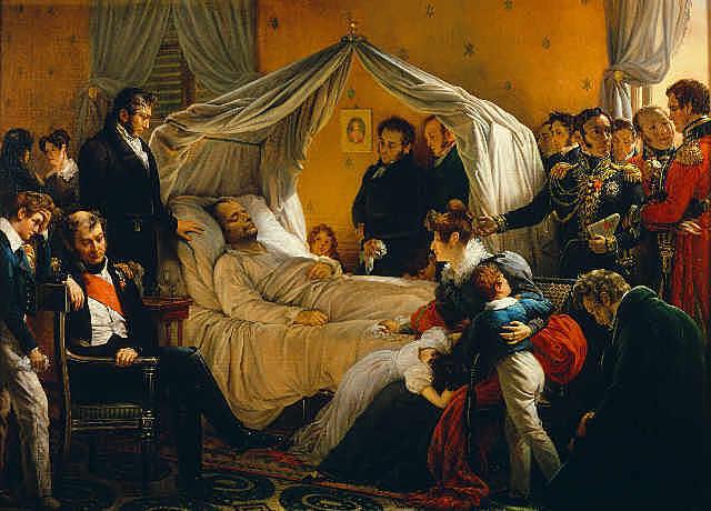 Morte/Fine  Napoleone Bonaparte