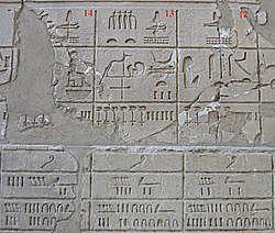 Математика Древнего Египта