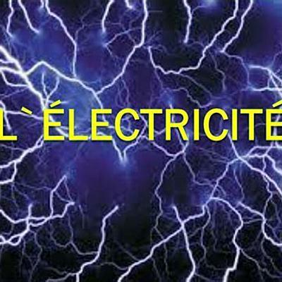 Grandes découvertes de l'histoire de l'électricité  timeline