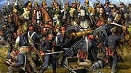 Guerra de la Independencia timeline