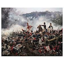 Victorias hispano-británicas de Vitoria y San Marcial.