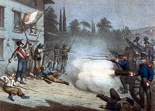 Revolución de los Estados Italianos 1831