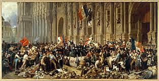 Revolución de Francia 1848