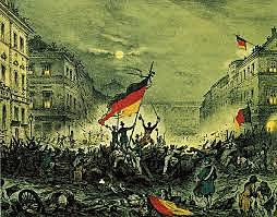 Revoluciones: Imperio Austríaco, Alemania e Italia 1848