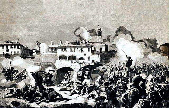 1859 Unificación italiana