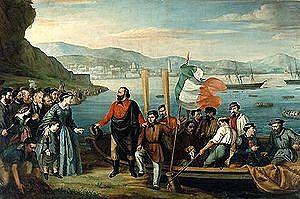 Expedición de los «camisas rojas» Unificación italiana