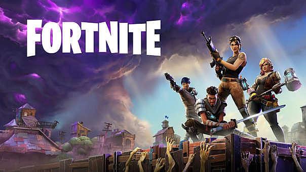 Lanzamiento de Fortnite Battle Royale