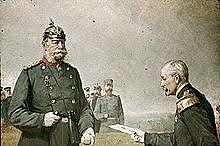 Guerra con Francia (1870 - 1871)  Unificación alemana