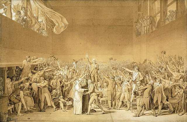 Asamblea Nacional (sala del juego de la Pelota)