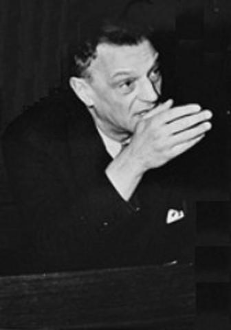 Arthur Seyss-Inquart testifies