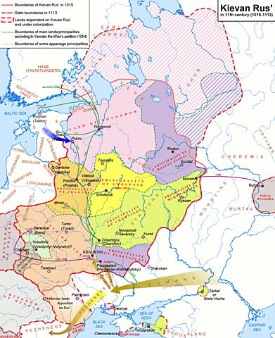 Υποταγή του Πόλοτσκ στους Λιθουανούς