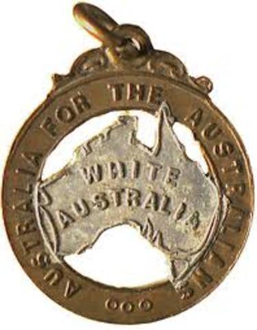 The White Australia