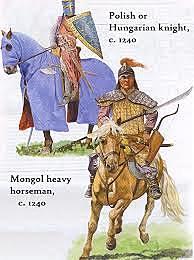 Εισβολή των Μογγόλων σε Γαλικία-Βολυνία