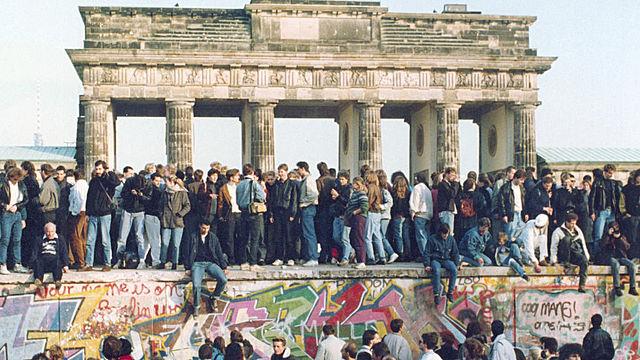 Berlinemurens fall