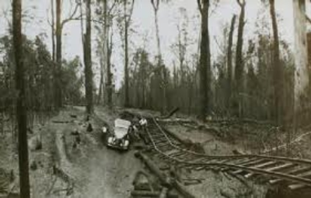 Black Friday Bushfires
